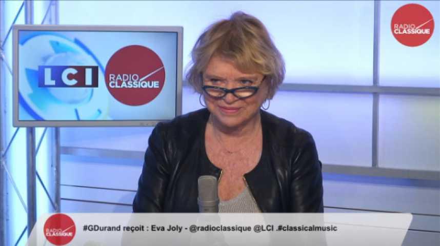 """Illustration pour la vidéo Eva Joly: """"François Hollande est un socialiste égaré."""""""
