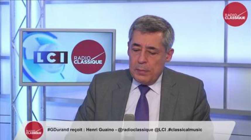 """Illustration pour la vidéo Henri Guaino: """"Il y a quelque chose de tragi-comique dans l'initiative du chef de l'Etat."""""""