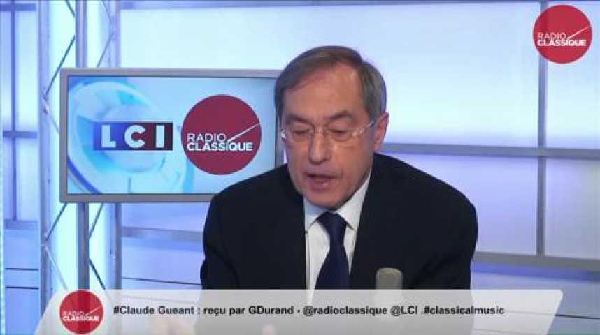 """Illustration pour la vidéo Claude Guéant: """"Terrorisme : la menace est réelle, elle sera longue et durable."""""""