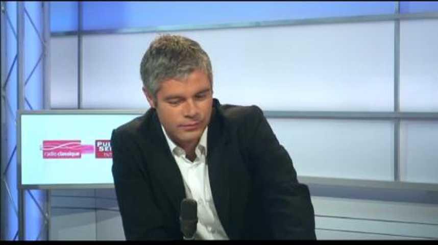 Illustration pour la vidéo Laurent Wauquiez (UMP)