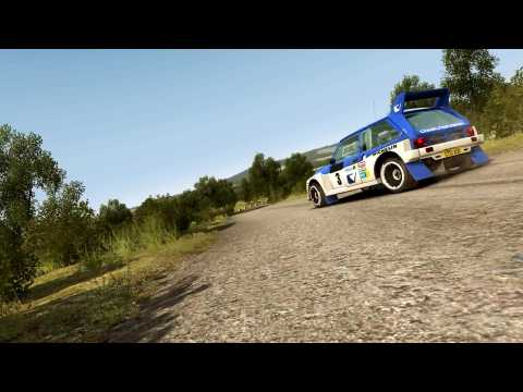 DiRT Rally - the Multiplayer trailer