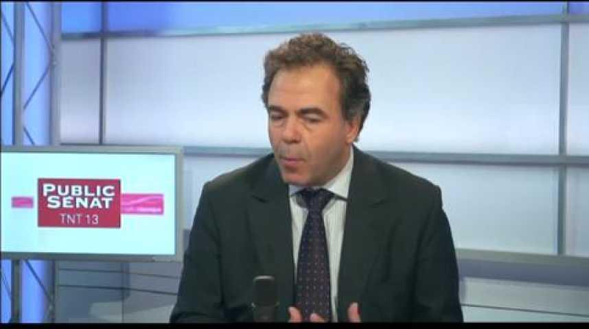 Illustration pour la vidéo L'invité politique : Luc Chatel (UMP)