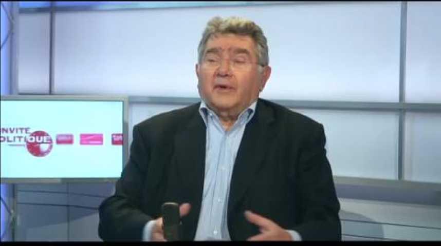 Illustration pour la vidéo L'invité politique : Claude Allègre