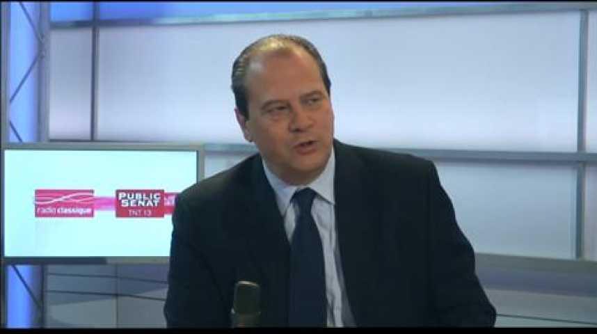 """Illustration pour la vidéo J-C. Cambadélis / exil fiscal : """"Personne ne pouvait applaudir Depardieu"""""""