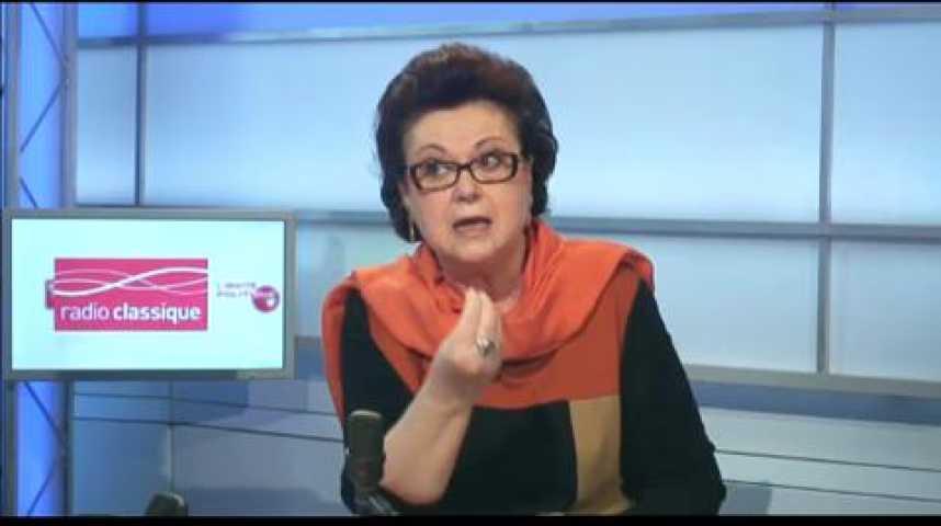 Illustration pour la vidéo L'invité politique : Christine Boutin (Parti chrétien-démocrate)