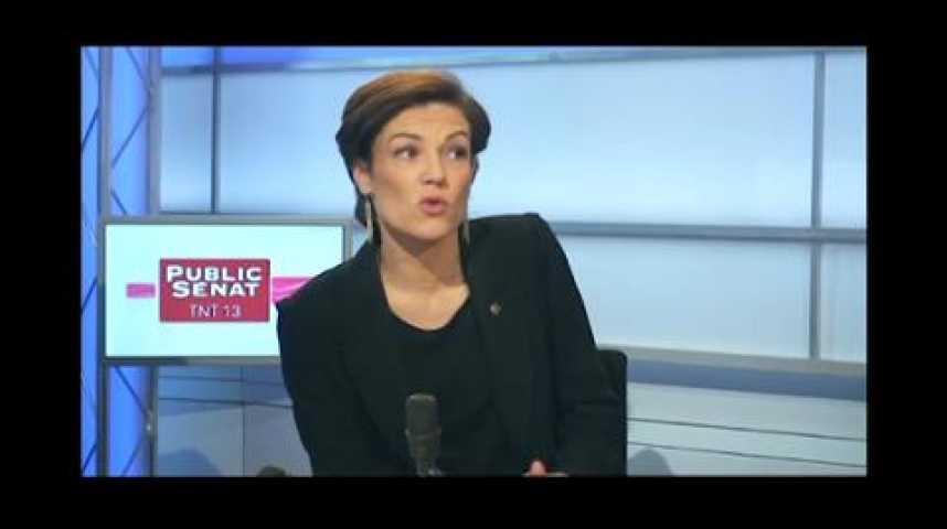 """Illustration pour la vidéo Chantal Jouanno : """"Le gouvernement est empêtré dans ses contradictions"""""""