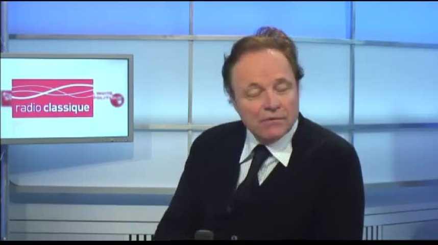 Illustration pour la vidéo L'invité politique : Eric Woerth (UMP)