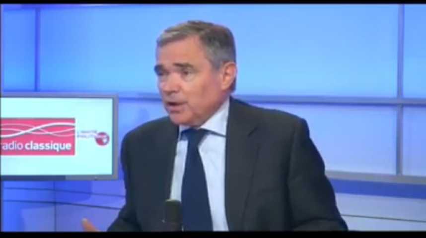Illustration pour la vidéo Bernard Accoyer : La France vient de connaître un épisode inédit, un mensonge