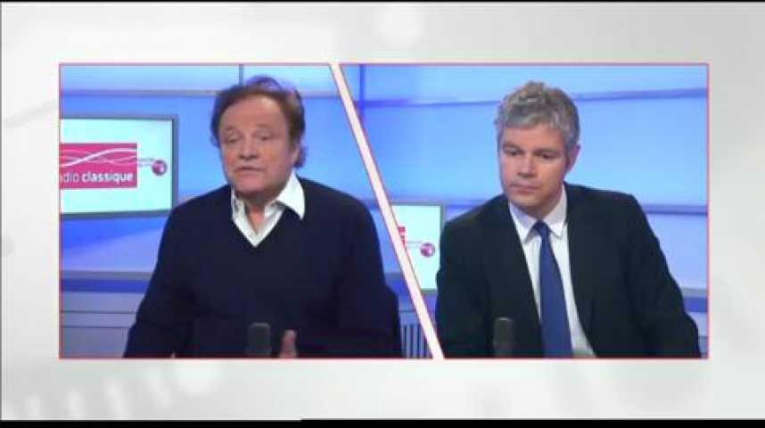 Illustration pour la vidéo L'invité politique : Laurent Wauquiez, député de la Haute-Loire