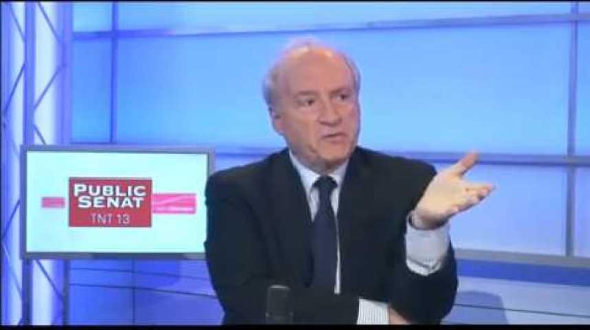 """Illustration pour la vidéo H. Védrine : """"L'impuissance du pouvoir politique est la vraie source de la fureur populaire"""""""