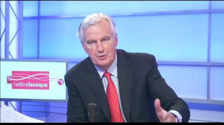 """Illustration pour la vidéo Michel Barnier : """"Le gouvernement doit maintenant avoir du courage pour faire des réformes profondes et difficiles"""""""