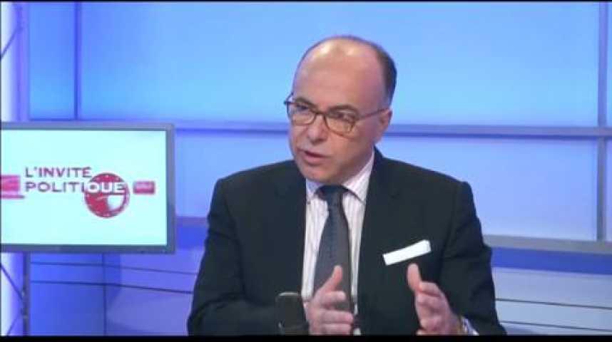 """Illustration pour la vidéo Bernard Cazeneuve : """"Nous ne menons  pas une politique qui vise à plaire"""""""