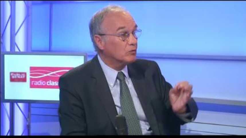 """Illustration pour la vidéo Gilles Carrez : """"François Hollande a décidé le contraire de ce qu'il fallait faire"""""""