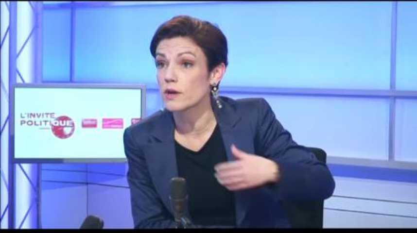 Illustration pour la vidéo L'invité politique : Chantal Jouanno (UDI)