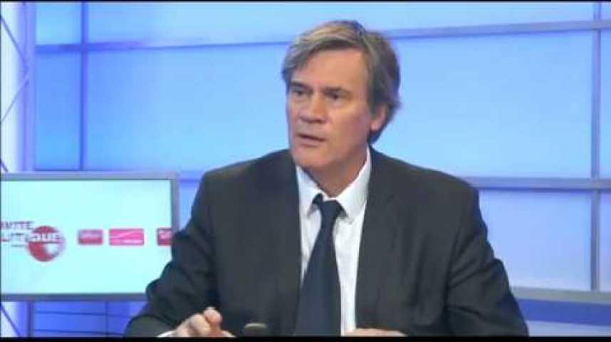 """Illustration pour la vidéo Stéphane Lefoll : """"Aucun ministre n'est à plaindre"""""""