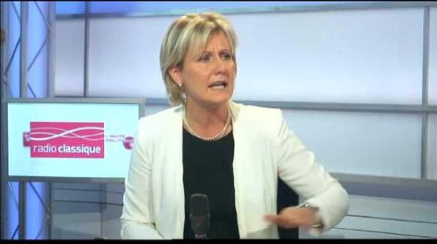Illustration pour la vidéo L'invité politique : Nadine Morano (UMP)