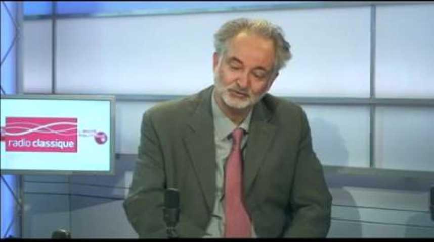 Illustration pour la vidéo L'invité politique : Jacques Attali