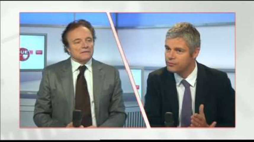 Illustration pour la vidéo L'invité politique : Laurent Wauquiez (UMP)