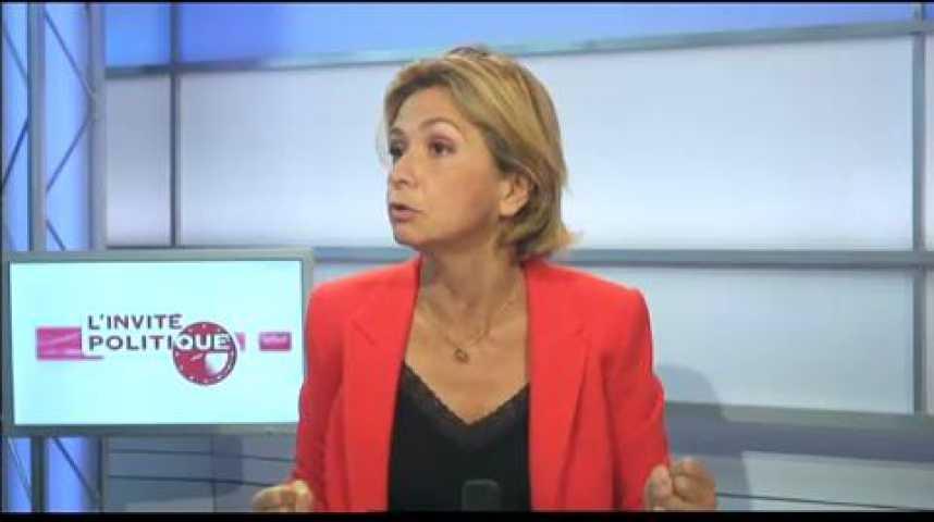 Illustration pour la vidéo L'invité politique : Valérie Pécresse (UMP)