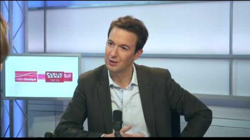Illustration pour la vidéo L'invité politique : Guillaume Peltier (UMP)