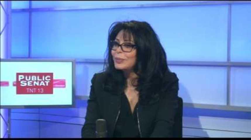 Illustration pour la vidéo L'invité politique : Yamina Benguigui