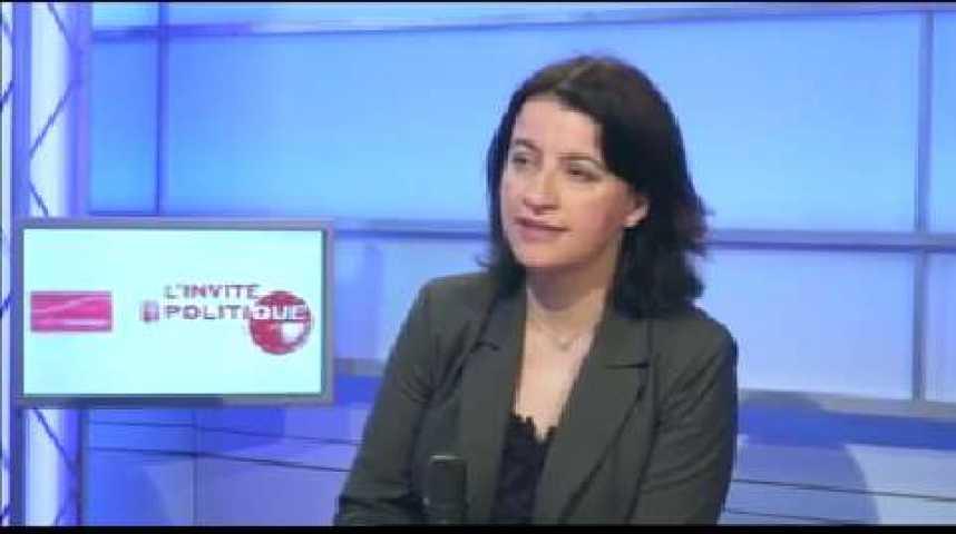 Illustration pour la vidéo L'invité politique : Cécile Duflot (EELV)