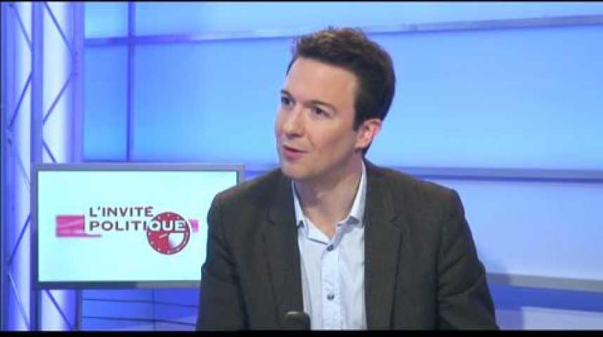 Illustration pour la vidéo L'invité politique : Guillaume Peltier, vice-président de l'UMP