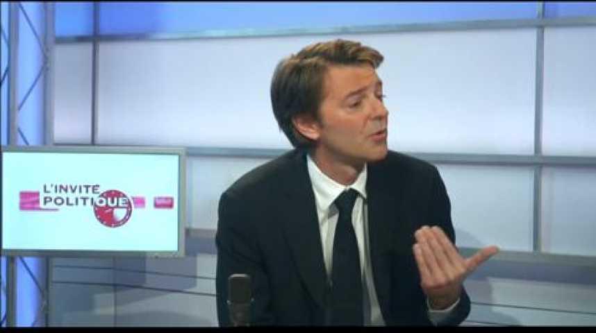Illustration pour la vidéo Linvité politique : François Baroin (UMP)