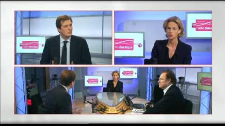 Illustration pour la vidéo L'invité politique : Jérôme Chartier (UMP)