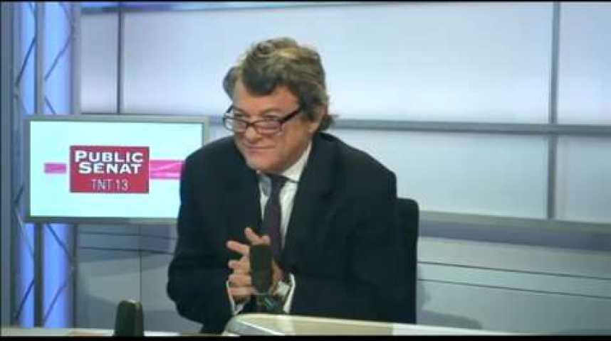 Illustration pour la vidéo L'invité politique : Jean-Louis Borloo (UDI)