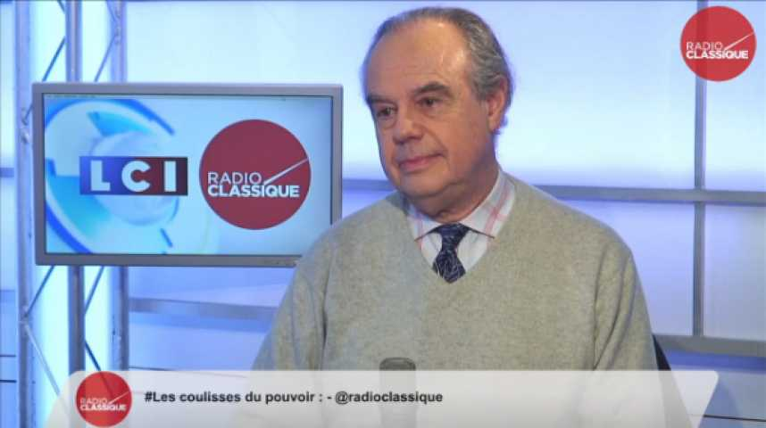 """Illustration pour la vidéo F. Mitterrand : """"Je n'ai pas envie de participer à ce que j'assiste actuellement à l'UMP"""""""
