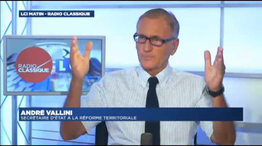 """Illustration pour la vidéo André Vallini : """"Réforme territoriale : Le résultat définitif sera donné au printemps 2015"""""""