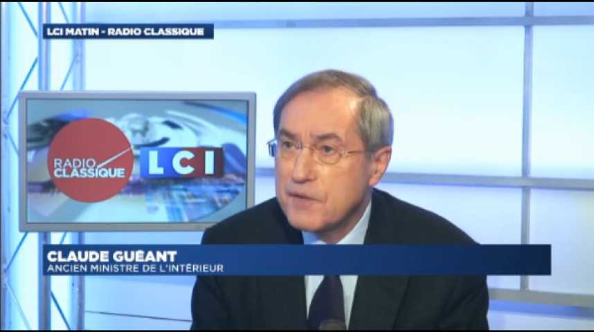 """Illustration pour la vidéo Claude Guéant : """"Mariage pour Tous : C'est vrai qu'il y a un clivage au sein de l'UMP et ses responsables"""""""