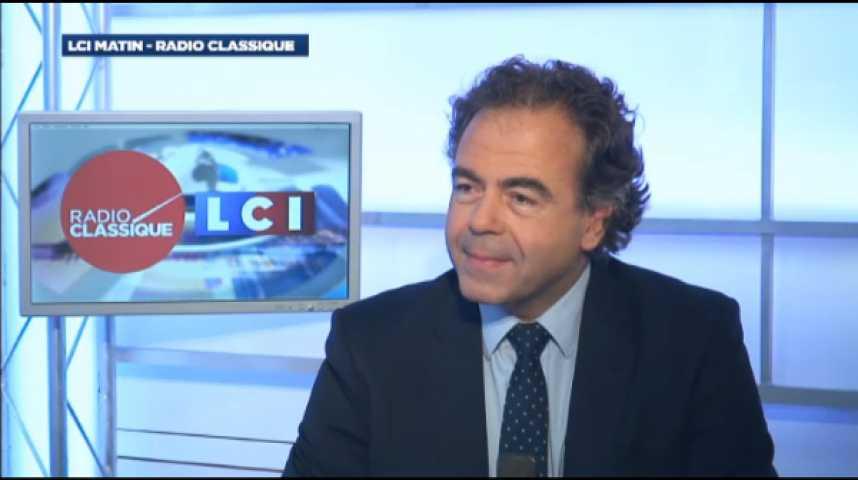 """Illustration pour la vidéo Luc Chatel : """"C'est une déroute personnelle pour François Hollande"""""""