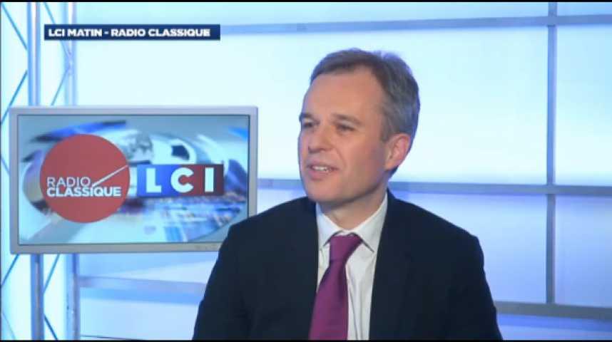 """Illustration pour la vidéo François de Rugy, """"Nous, les députés, étions très majoritairement favorables à une participation gouvernementale."""""""