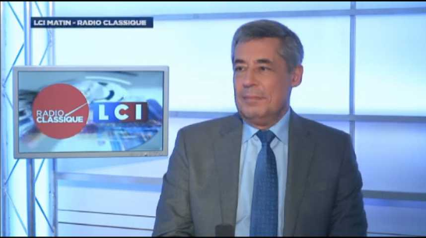 """Illustration pour la vidéo Henri Guaino : """" Valls a décidé de poser cette question de confiance à un moment où cela ne s'imposait pas"""""""