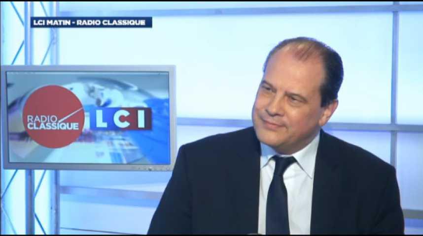 """Illustration pour la vidéo Jean-Christophe Cambadélis : """"[Nicolas Sarkozy] nous a délivré non pas un réquisitoire mais une échappatoire"""""""