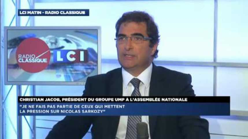 Illustration pour la vidéo Christian Jacob : « On est face à une crise grave qui sonne le glas du quinquennat de François Hollande et je crois qu'effectivement on se dirige vers une dissolution »