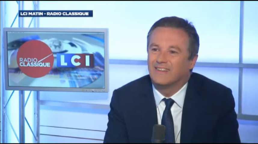 """Illustration pour la vidéo Nicolas Dupont-Aignan : """" Ce traité n'est pas le « libre-échange ». (…) C'est la sacralisation de normes américaines en Europe"""""""