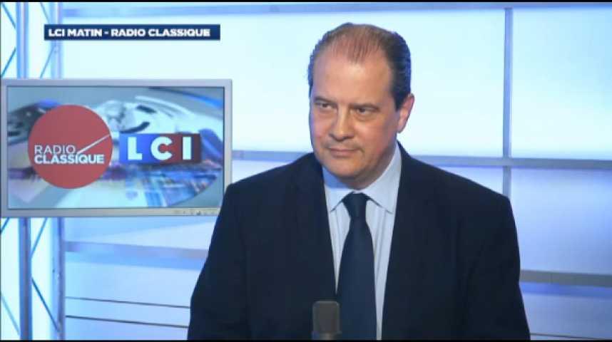 """Illustration pour la vidéo Jean-Christophe Cambadélis: """"D'un point de vue politique, Nicolas Sarkozy est considérablement entamé"""""""