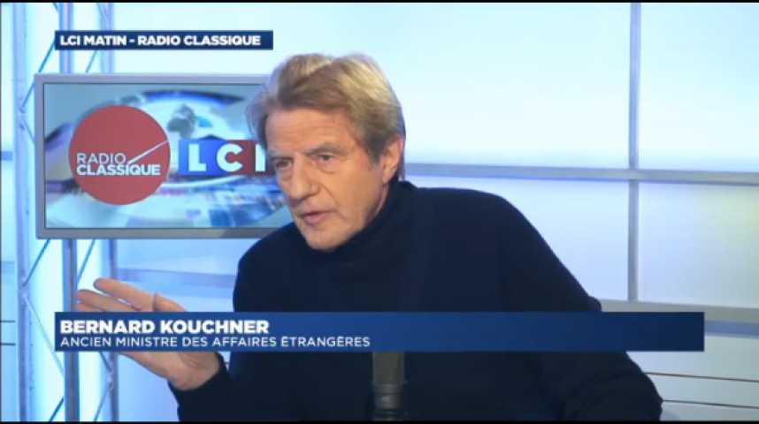 """Illustration pour la vidéo Bernard Kouchner: Kobané : """"Il faut armer les Kurdes"""""""