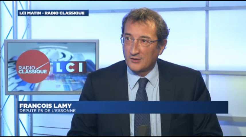 """Illustration pour la vidéo François Lamy : """"Je pense qu'il est possible de réussir ce quinquennat"""""""