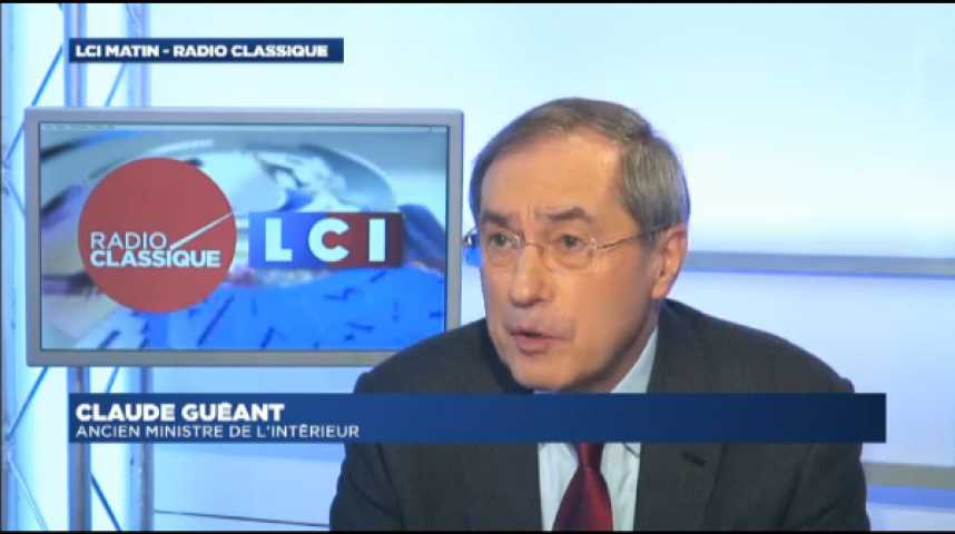 """Illustration pour la vidéo Claude Guéant : """" Il n'y a pas de formation des Imams en France et cela manque beaucoup"""""""
