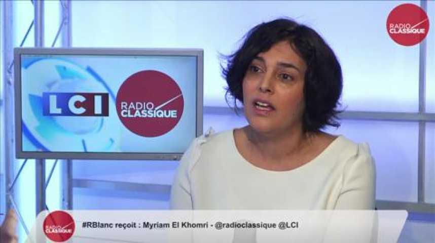 """Illustration pour la vidéo Myriam El Khomri : """"Il y a une banalisation de l'antisémitisme"""""""