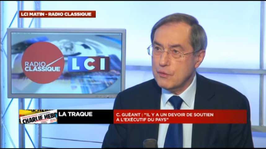 """Illustration pour la vidéo Claude Guéant : """"Dans une affaire comme celle-là, il y a un devoir de soutien à l'exécutif """"."""