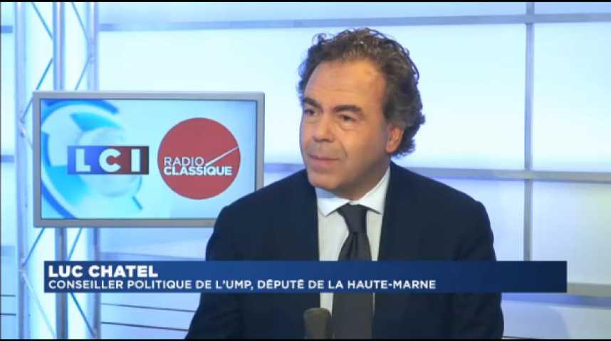 """Illustration pour la vidéo Luc Chatel : """"Ce qu'a évoqué hier le Premier Ministre va dans la bonne direction"""""""