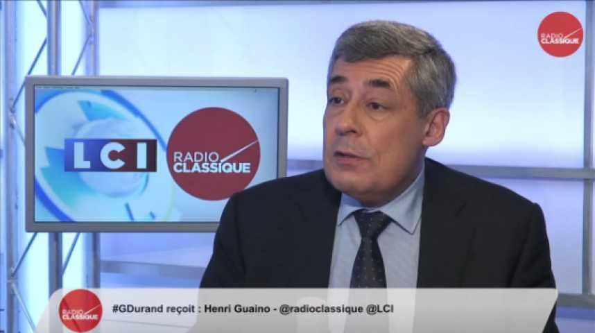 """Illustration pour la vidéo Henri Guaino : """"UMP : Nous sommes tous contre le Front Républicain"""""""