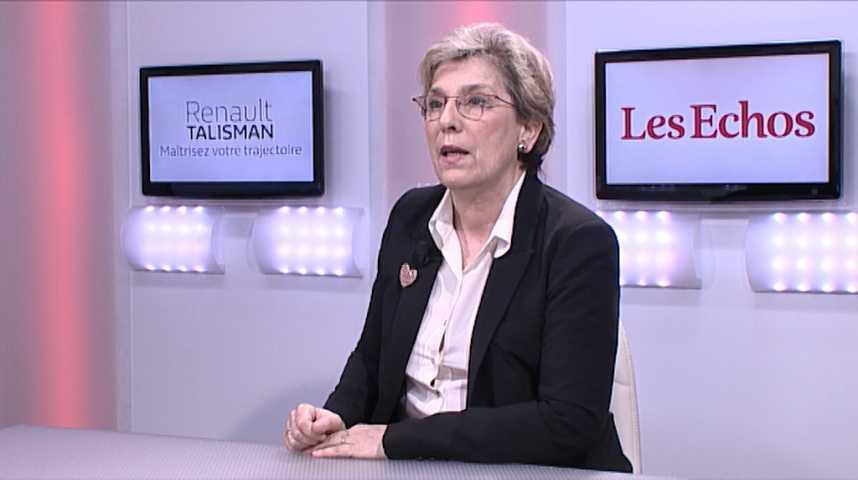 """Illustration pour la vidéo Marie-Noëlle Lienemann : """"Le mouvement Nuit debout signe la fin du cycle libéral"""""""