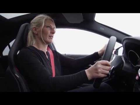 The new Mercedes-AMG CLA 45 4MATIC Driving Video in the Country Trailer | AutoMotoTV