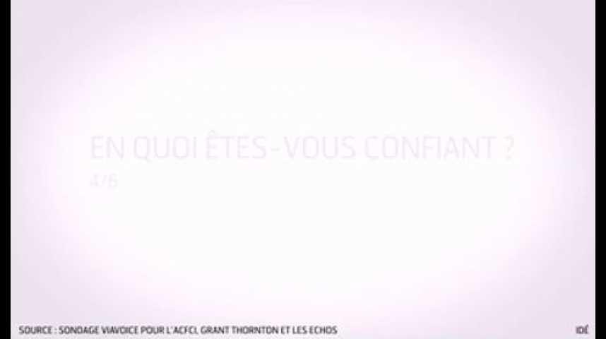 Illustration pour la vidéo L'infographie du jour : la conjoncture française